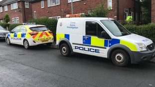 Man charged with murder after body found in a house in Bolton