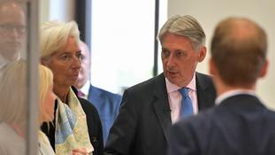No-deal Brexit would inflict substantial costs on UK economy, says IMF