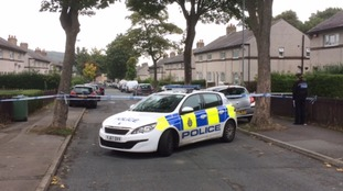 Teenager shot in Huddersfield drive-by shooting