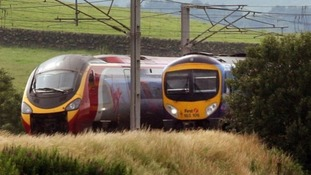 Virgin Trains at the top of rail satisfaction survey