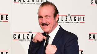 Enzo Calzaghe: Trainer and father of former world champion Joe Calzaghe dies