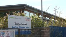Norfolk County Council is proposing the closure of 46 of its 53 children's centres.