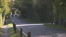Biker dies after late night collision