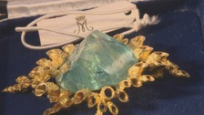 Princess Margaret's former jewellery up for auction in Sussex