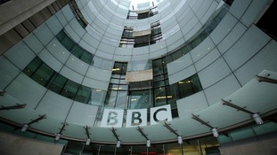 BBC Broadcasting House in London, home to the BBC's main newsroom