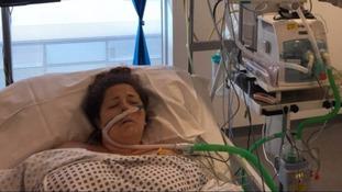 Woman pens book after surviving car crash in Cheltenham