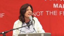 Eluned Morgan wins leadership bid support but falls short
