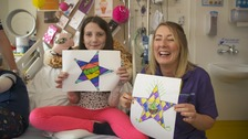 Alder Hey staff & patients 'Reach for the Stars' in charity song