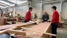 Apprentice carpenters