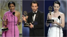 British success and a proposal at memorable Emmy awards