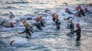 Guernsey Triathlon name 2019 Island Games team