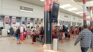 43,000 extra passengers travel through Jersey's Airport