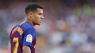 Philippe Coutinho eager to make up for lost time in Barcelona's bid for Champions League glory
