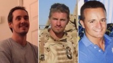 SAS servicemen acquitted over fatal Brecon Beacons march