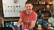Landlord claims pub is first in UK to stop taking cash payments