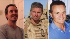 SAS officers acquitted over march where three reservists died