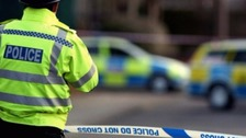 Counter Terrorism searching properties across the Midlands
