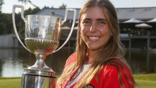Golf Champion Celia Barquín Arozamena killed on golf course