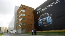 BMW schedules Oxford factory's annual maintenance work for immediately post-Brexit