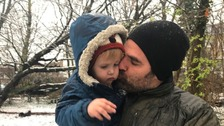 US comedian Rob Delaney opens up about son's death
