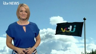 Your windy weather forecast for the North West with Kerrie