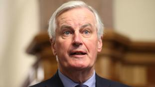 EU is ready to make new offer on the Irish border, says Barnier