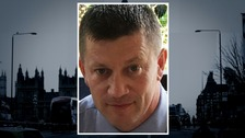 PC Keith Palmer left unprotected during Westminster attack