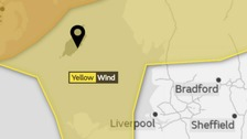 Met Office issues yellow weather warning for Isle of Man