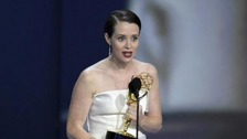 What was 'The Crown' star Claire Foy like as a student?