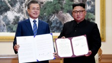 Kim Jong Un 'agrees to dismantle main nuclear site'