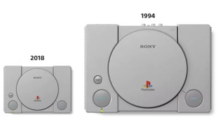 PlayStation classic: Sony announces retro reboot with 20 games