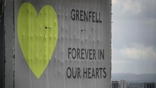 Firefighter carried collapsed woman down Grenfell Tower