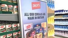 Tesco launches discount store Jack's in Immingham