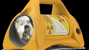 Radioactive canister stolen from a van in Bacup