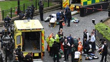 Khalid Masood was shot dead by police after ploughing a rented vehicle into pedestrians and fatally stabbing police officer Keith Palmer.