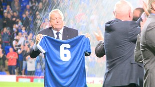 Fans remember Town's Kevin Beattie