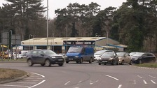 A11 Five Ways roundabout