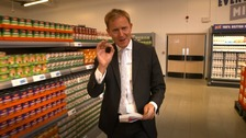 Take a look inside Tesco's first budget store Jack's