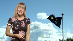 Weather forecast: Turning windier through the day with a warning in force this evening