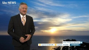 The latest forecast with Jon Mitchell