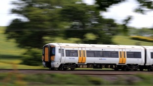 Train delayed after driver gets locked in toilet