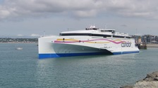 High speed winds disrupt ferry journeys