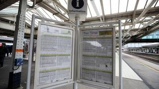Rail review ordered after timetable chaos inquiry concludes 'nobody took charge'
