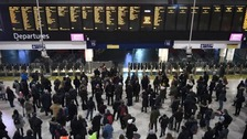 'Nobody took charge' during railway timetable chaos