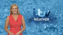 Wales weather: Heavy and persistent rain with winds strengthening