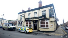 Man charged with murder over pub death