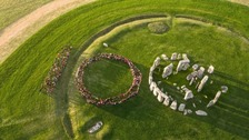 Then and now photos mark 100 years since Stonehenge given to nation