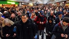 """Nobody took charge' during rail timetable chaos"
