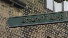 Bronte village sign