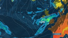 Warnings of wind and rain for Wales as Storm Bronagh becomes our second named storm of the season!